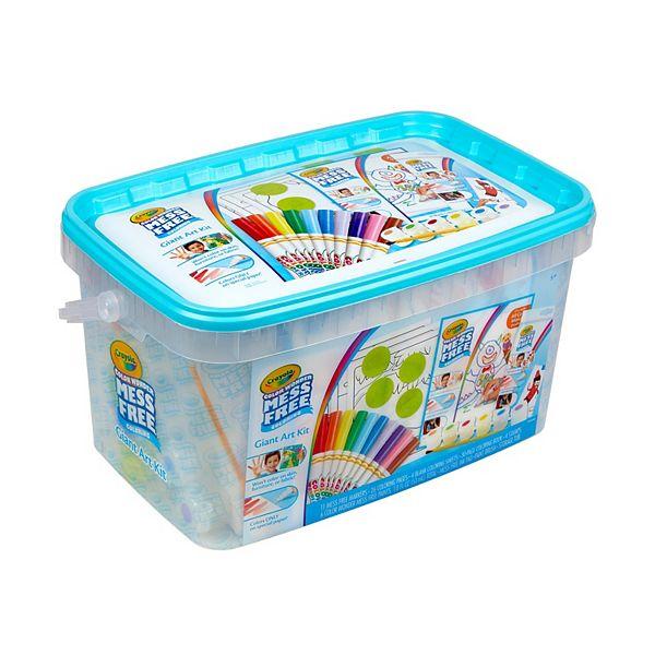 Crayola Color Wonder Giant Art Tub