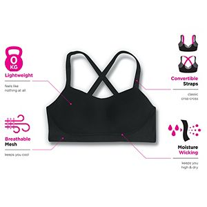 Maidenform® Sport Lightweight Wireless Sport Bra DM7997