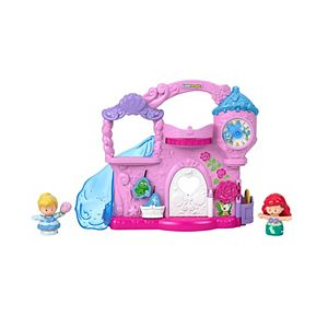 Disney Princess Play & Go Castle by Little People from Fisher-Price