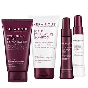Keranique The Complete Hair Revitalizing and Volumizing Kit