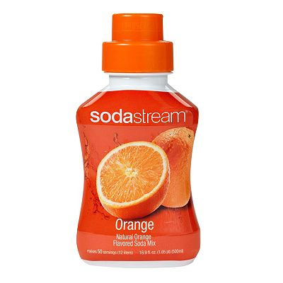SodaStream Orange Sodamix