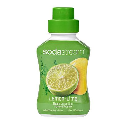 SodaStream Lemon-Lime Sodamix