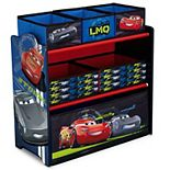 Disney Pixar's Cars 6-Bin Toy Organizer by Delta Children