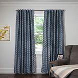 Crescent Zorlu Total Blackout Window Curtain