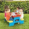 Dolu Toys Big Plastic Picnic Table for 4