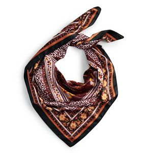Women's Apt. 9® Mixed Print Square Scarf