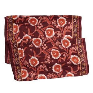Women's Apt. 9® Folk Print Floral Wrap Scarf