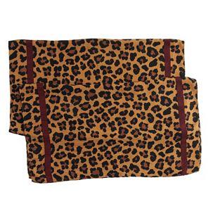 Women's Apt. 9® Leopard {rint Oblong Scarf
