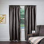 Silk+Home Luxor 2-pack Window Curtains