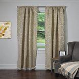 Silk+Home Lyric 2-pack Window Curtains