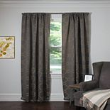 Silk+Home Oasis 2-pack Window Curtains