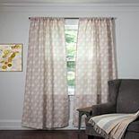 Silk+Home Jefferson 2-pack Window Curtains