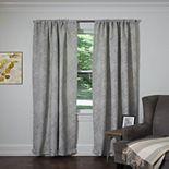 Silk+Home Trellis Single Window Curtain