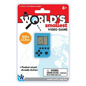 Westminister Inc. World's Smallest Video Game