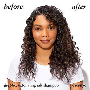 Eva NYC Deeptox Exfoliating Salt Shampoo