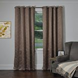 Sun+BLK 2-pack Ramsey Blackout Window Curtain
