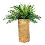 Artificial Deluxe River Fern Plant