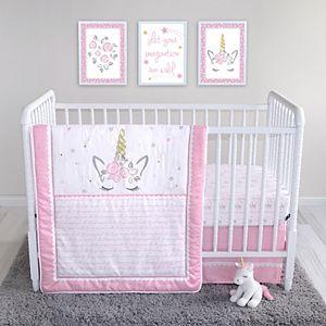 Sammy & Lou Mystical Dreams 4 Piece Crib Bedding Set