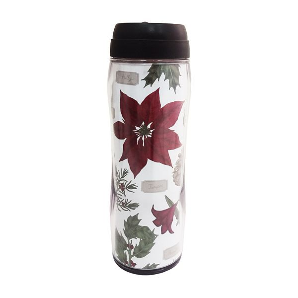 St Nicholas Square Botanical Thermal Travel Mug