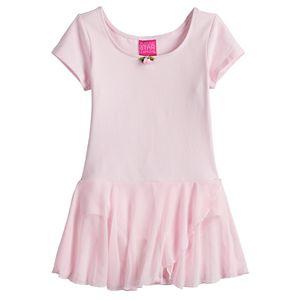 Girls 4-16 Capezio Short-Sleeve Skirted Leotard