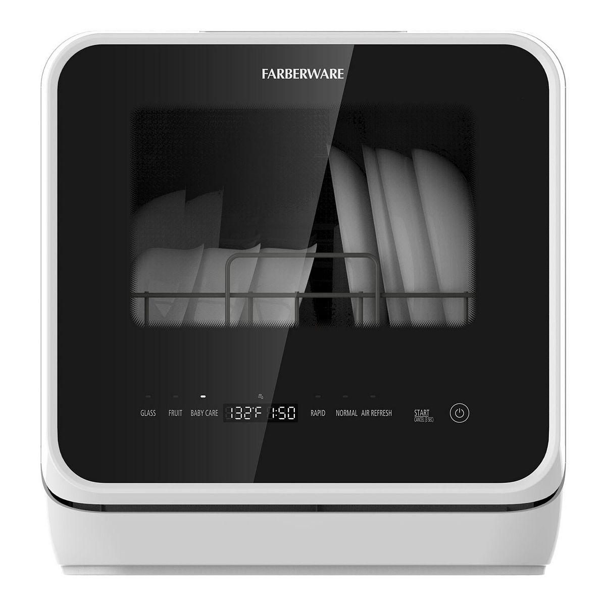 Farberware Compact Portable Countertop Dishwasher + $85 Kohls Rewards
