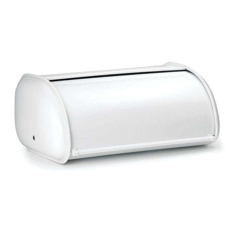 Deluxe Bread Bin, White