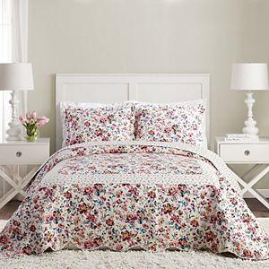 Vera Bradley Indiana Rose Bedspread or Sham