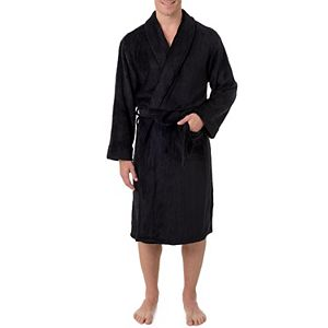 Big & Tall Chaps Drop Needle Comfort Soft Robe