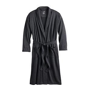 Men's Sonoma Goods For Life® Sweater Fleece Robe