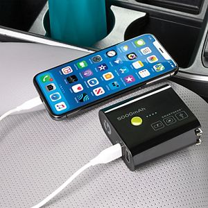 Smart Gear Dual USB Power Bank Plug