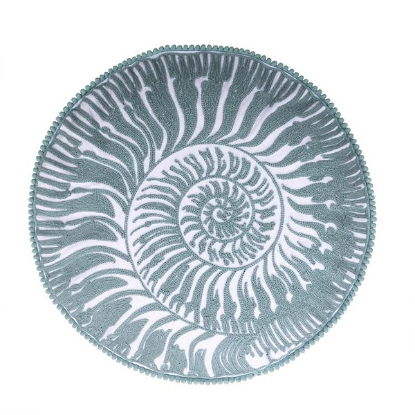 Levtex Home Cape Town Round Shell Throw Pillow