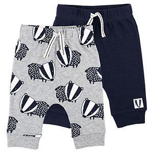 Baby Boy Mac & Moon 2-Pack Badger Pants