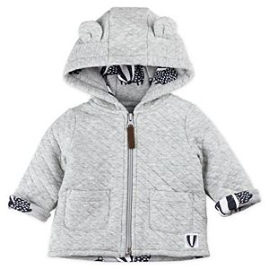 Baby Boy Mac & Moon Badger Quilted Jacket