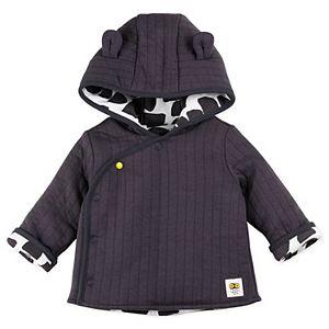 Baby Boy Mac & Moon Wild Quilted Jacket
