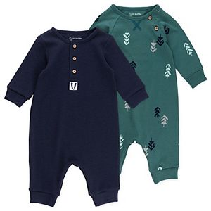 Baby Boy Mac & Moon Badger 2-Pack Coveralls Set