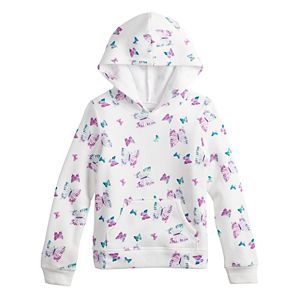Girls 4-12 Jumping Beans® Fleece Graphic Hoodie