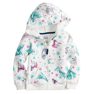 Disney's Frozen Toddler Girl Zip-Up Hoodie by Jumping Beans®