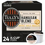 Tully's Coffee® Hawaiian Coffee, Medium Roast K-Cup® Pods, 24 Count