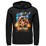 Men's Harry Potter And The Sorcerer's Stone Poster Hoodie