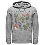 Men's Deathly Hollows 2 Herbology Lineup Hoodie