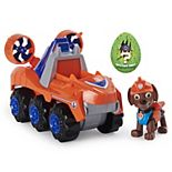 PAW Patrol Dino Rescue Rev Up Vehicle with Mystery Dinosaur Figure