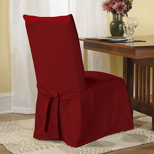 Superb Sure Fit Dining Chair Slipcover Machost Co Dining Chair Design Ideas Machostcouk
