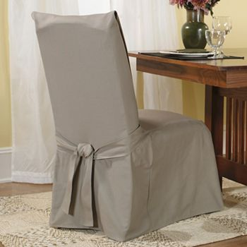 Sure FitTM Dining Chair Slipcover