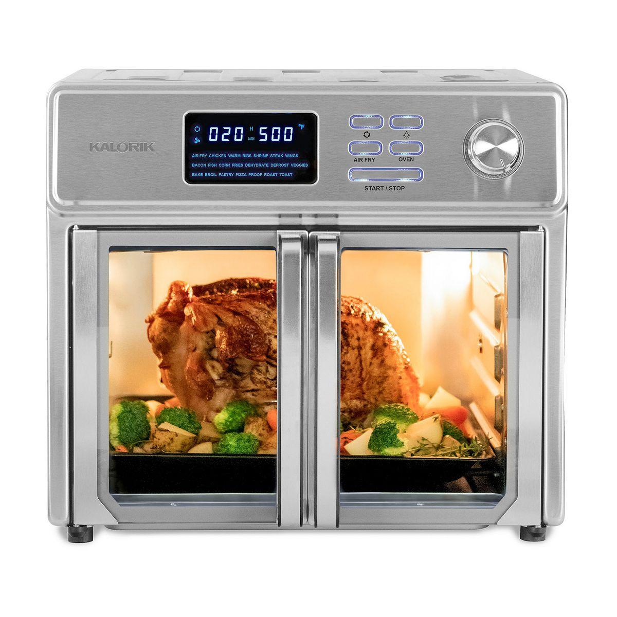 Kalorik 26-qt. Digital MAXX Air Fryer Toaster Oven $143.99
