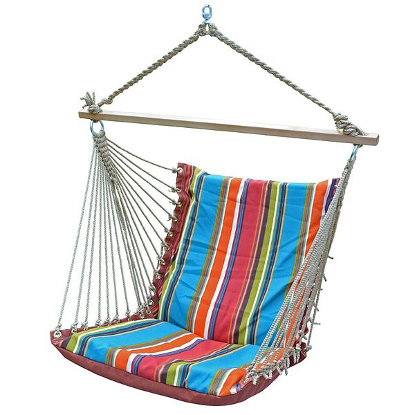Algoma Soft Comfort Hanging Hammock Chair