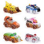 PAW Patrol True Metal Off-Road Gift Pack of 6 Collectible Die-Cast Vehicles