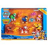 PAW Patrol Dino Rescue Mini Dino Gift Pack with 12 Collectible Figures-- Kohl's Exclusive