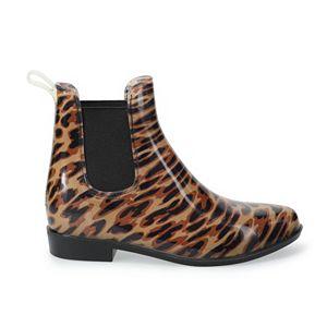 SO® Lizard Women's Waterproof Rain Boots