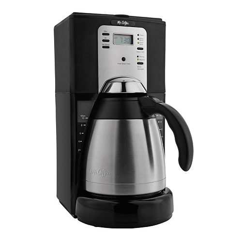 Mr Coffee 174 10 Cup Thermal Programmable Coffee Maker