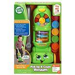 LeapFrog Pick Up Count Vacuum